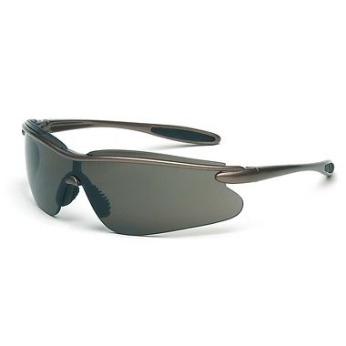Galeton Verge Safety Glasses with Fog Free Gray Lens
