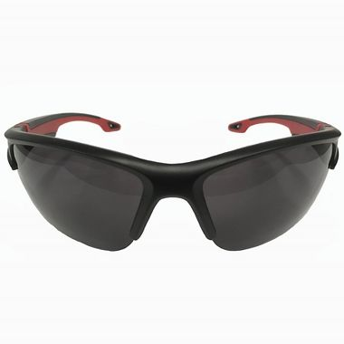 Grind Safety Glasses, Fog Free Smoke Lens