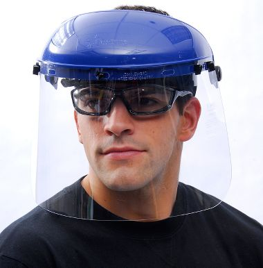 Polycarbonate Faceshield