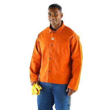 Flame Retardant Welder's Coat