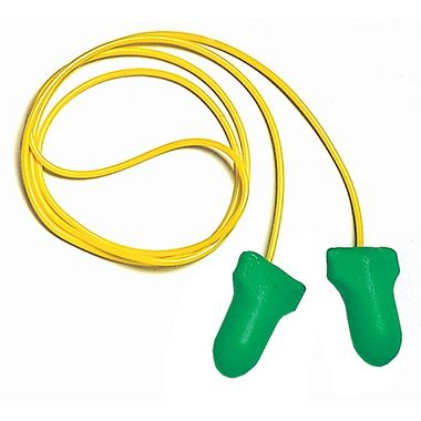 Howard Leight Max Lite Ear Plugs, NRR-30dB, Corded