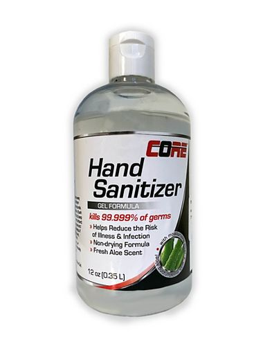 Hand Sanitizer, 12 oz.