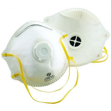 AirTek N95 Particulate Respirator with Exhalation Valve