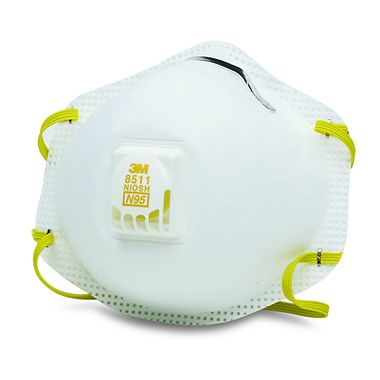 3M™ N95 Respirator with Exhalation Valve