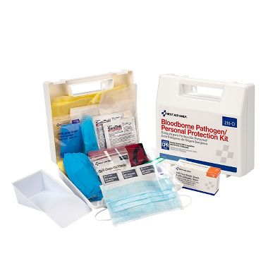 Bloodborne Pathogens Kit