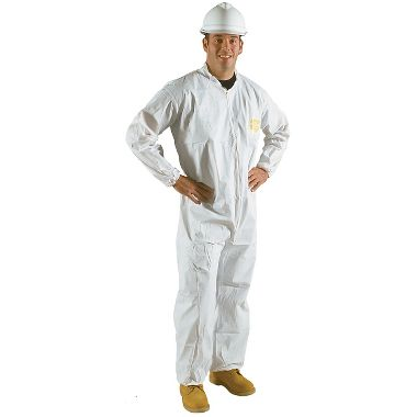 DuPont™ ProShield® 60 Coverall, NG125S, Collar, Elastic Wrists & Ankles, Serged Seams