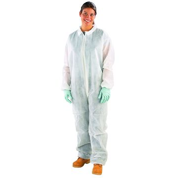 Disposable Coveralls & Clothing
