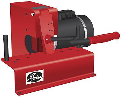 "Gates® Hose Cutter Model 1.5"" 2 Wire Shop Saw"