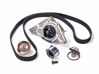 PowerGrip™ Kits Plus Water Pump Plus Thermostat