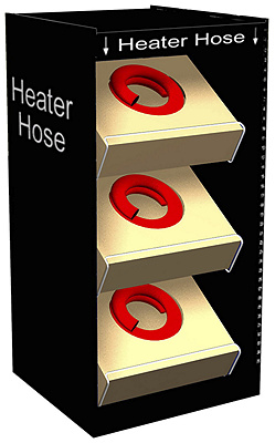 Heater Hose Cabinet