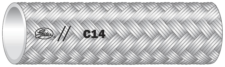 Nonconductive C14 PTFE Hose