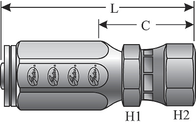 Field Attachable Type T for G1 Hose