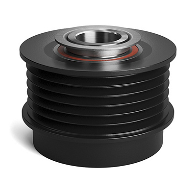 Decoupler Pulley | Power Transmission Components | Power