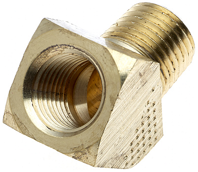 Pipe Adapters-Brass