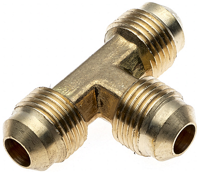 SAE Flare Adapters-Brass