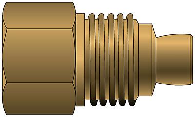 JIC 37° Flare Power Steering Adapter