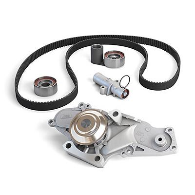 Timing Belt Kit >> Timing Belt Component Kits W Water Pumps Power