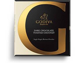 Mexico Dark Chocolate Toasted Coconut Bar
