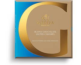 Blond Chocolate Salted Caramel bar