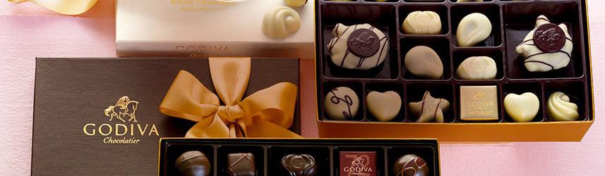Chocolate Gift Boxes Godiva