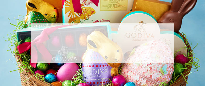 Chocolate easter gifts for him godiva chocolate gifts for him negle Choice Image