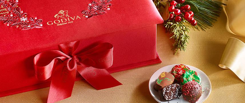 Christmas Chocolate Gift Ideas for Her | GODIVA