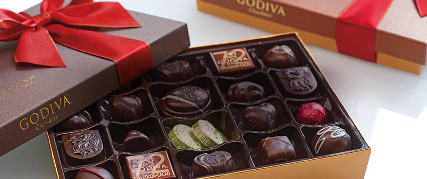Christmas Chocolate Gift Ideas for Him | GODIVA