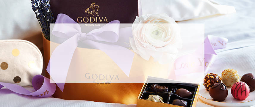 Shop GODIVA chocolate gift boxes and chocolate gift sets for Mother's Day