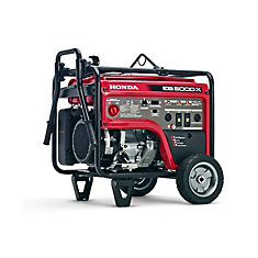 Generator 5000 Watt Pro Series