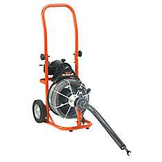 Drain Cleaner Autofeed 50'