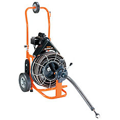 Drain Cleaner Autofeed 100'