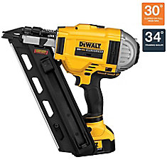 Framing Nailer (Cordless)