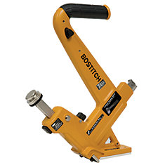 Hardwood Flooring Cleat Nailer (manual)