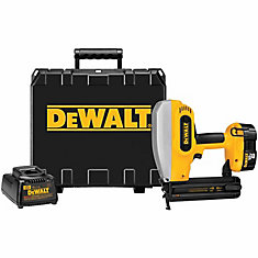 Finish Nailer 18 Gauge (Cordless)