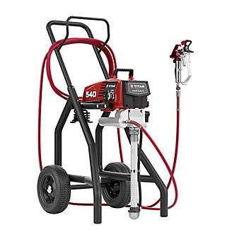 Paint Sprayer Titan High Rider Painting And Decorating