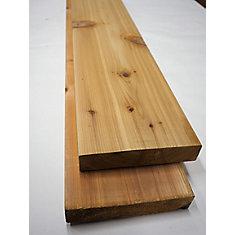 2x8x12' Premium Cedar Decking