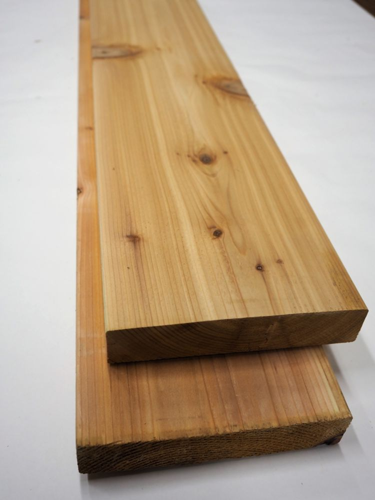 Porcupine 2x8x12' Premium Cedar Decking