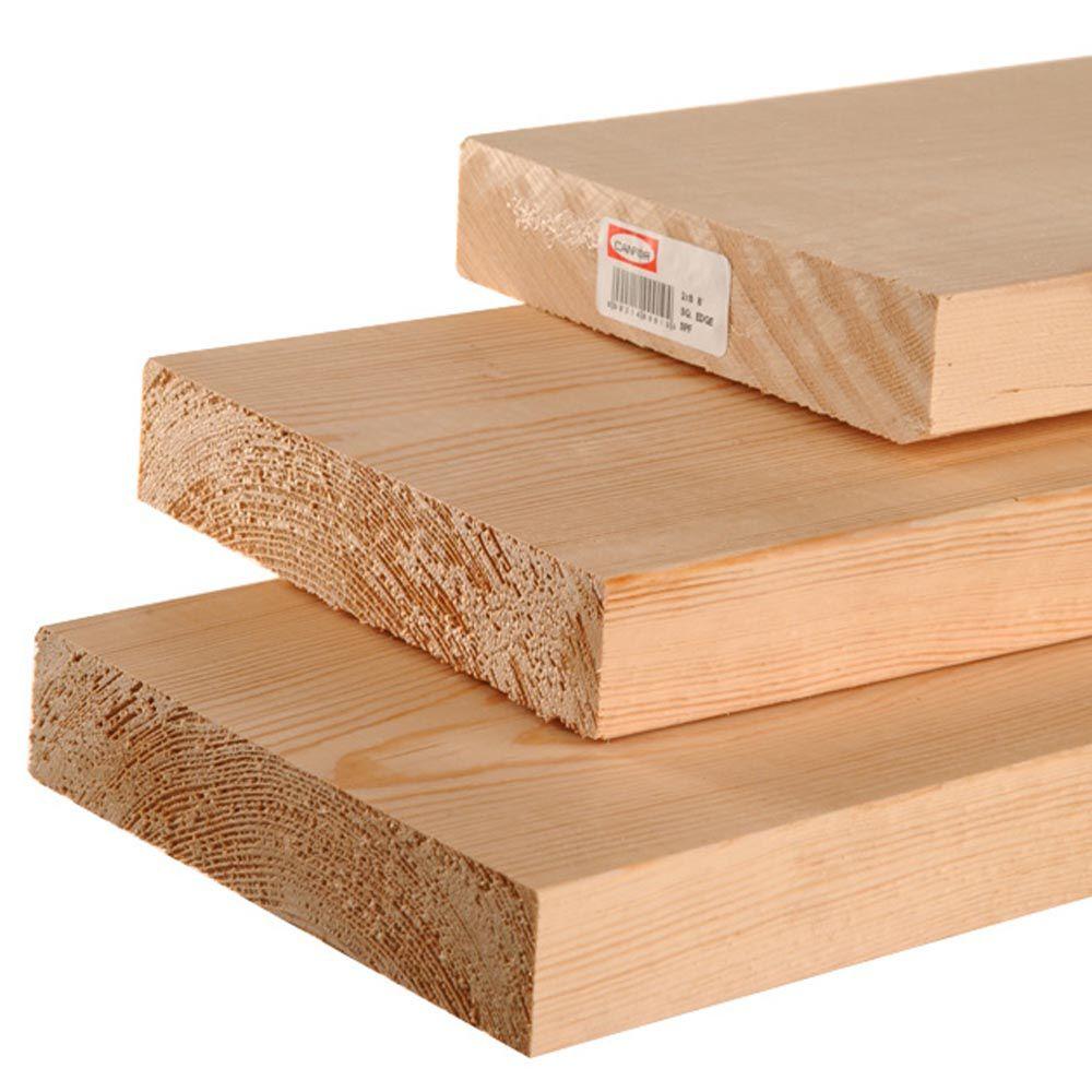 2x8 16 E.P.S bois de construction