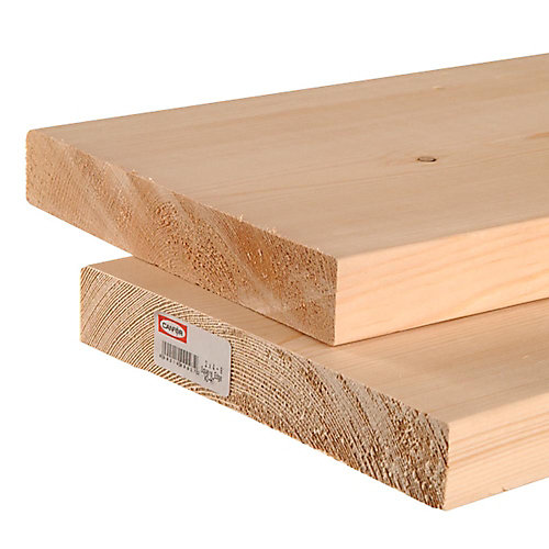 2x10x12 SPF Dimension Lumber