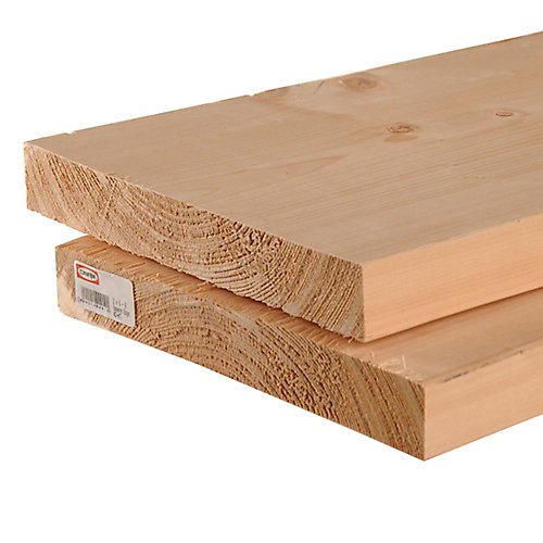 2x12x14 SPF Dimension Lumber