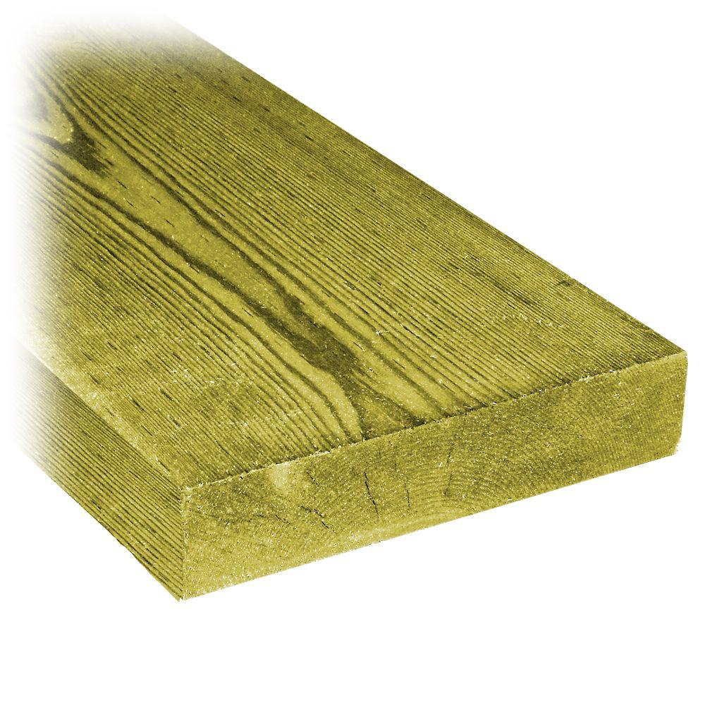 2x8x12 Treated Wood