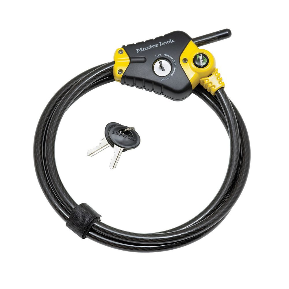 Adjustable Locking Cables