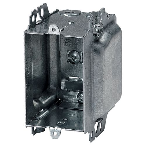 Iberville 18 cubic-inch 3-inch D Device Box Loomex/Bx