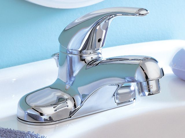 Cadet Centreset Bathroom Sink Faucet
