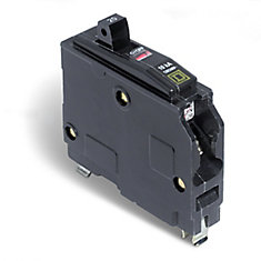 Single Pole 20 Amp QO Plug-On Circuit Breaker