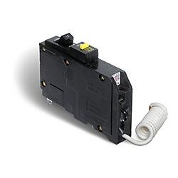 Schneider Electric - Square D Disjoncteur GFCI QO  de 15A unipolaire