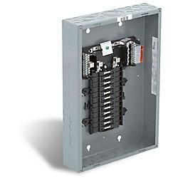 Schneider Electric - Square D 125 Amp QO Sub Panel Loadcentre with 24 spaces, 48 Circuits Maximum