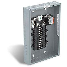 125 Amp QO Sub Panel Loadcentre with 24 spaces, 48 Circuits Maximum