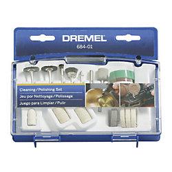 Dremel 20-Piece Cleaning and Polishing Set