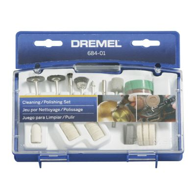 20�Piece Cleaning and Polishing Set